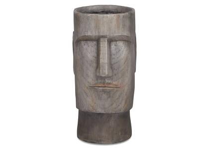Cache-pot Hatui gris