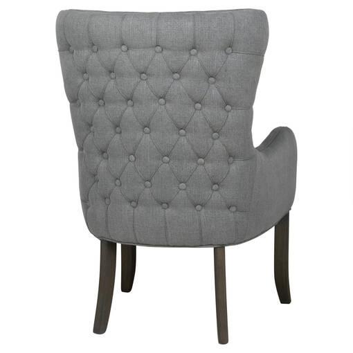 Oakland Host Chair -Nantucket Grey
