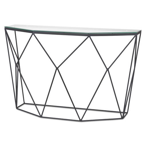 Stella Console Table -Iron
