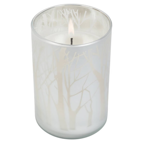 Boreal Candle Woodland White
