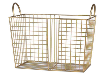 Leonidas Wire Basket