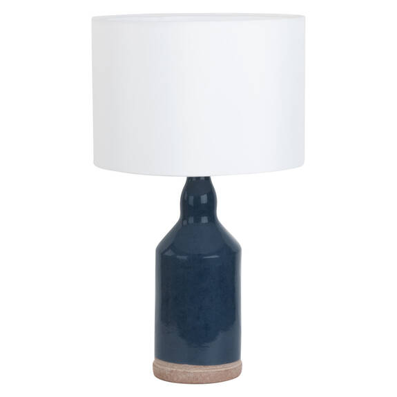 Benno Table Lamp Navy