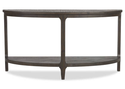 Table console Walker -Sutter caroube