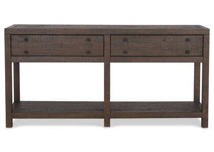 Lynncroft Console Table -Wyatt Sable
