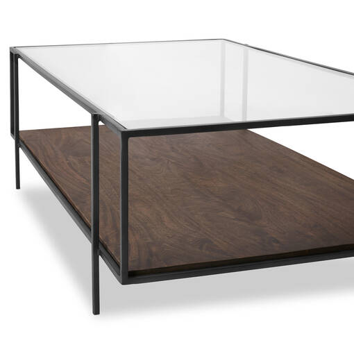 Sloan Coffee Table -Nova Brown