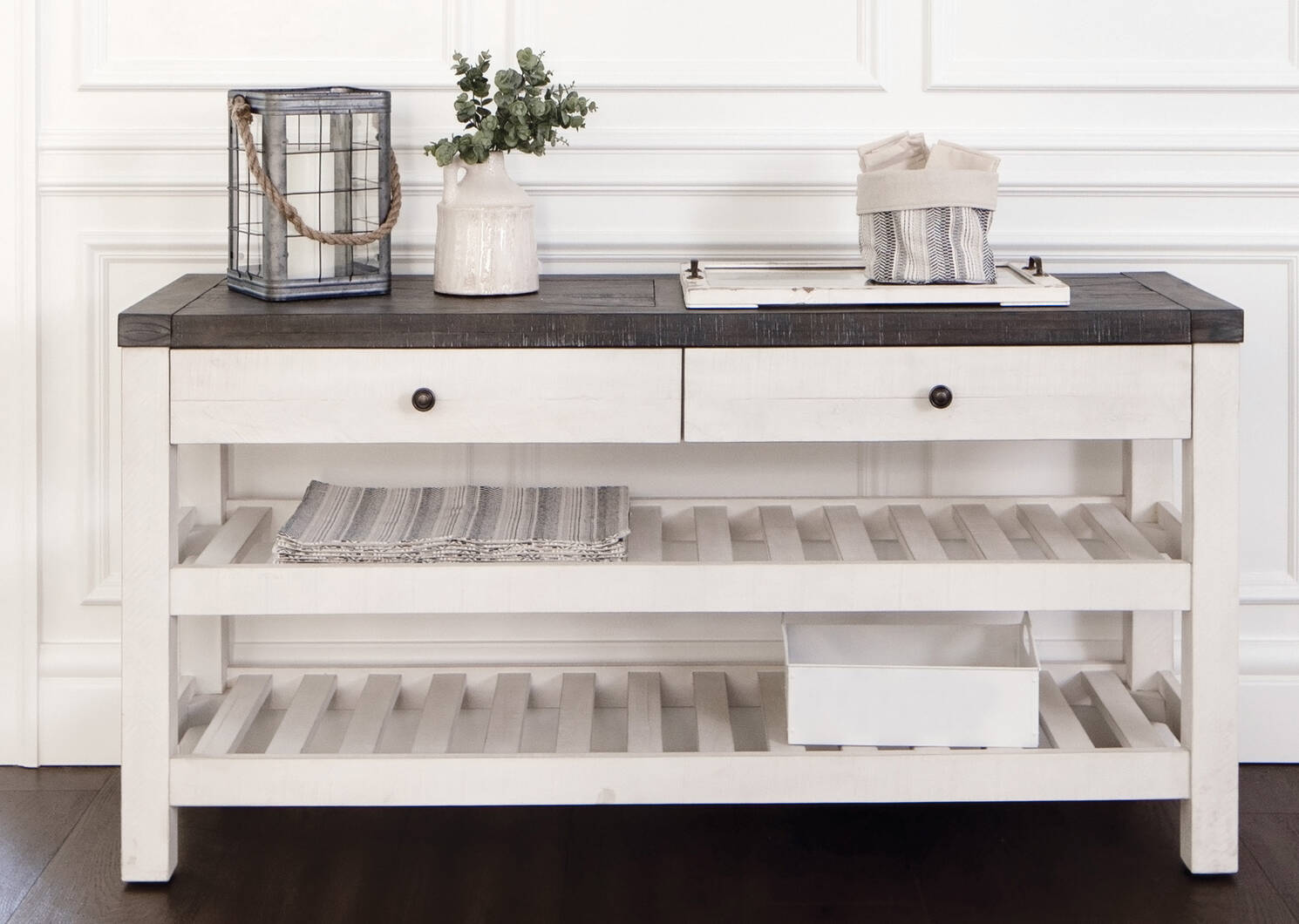 Laurier Console Table -Meyer Dove