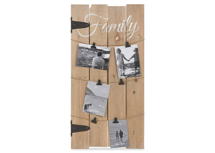 Family Photoline Display