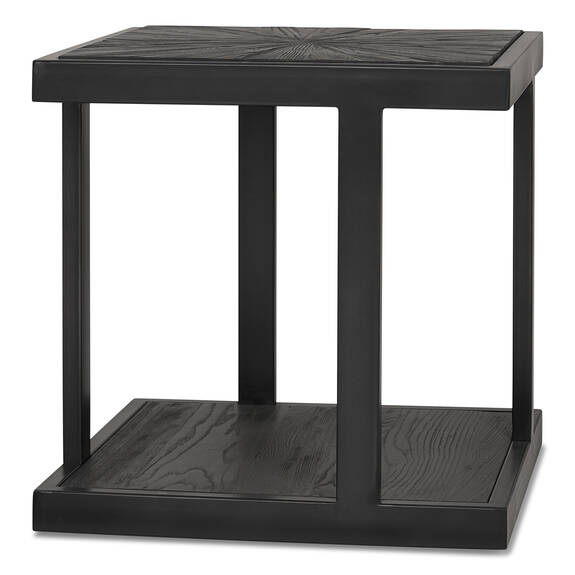 Spitfire Side Table -Mitchell Carbon
