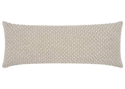 Manzanita Dot Toss 14x36 Ivory/Natural