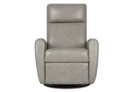 Garneau Custom Leather Recliner
