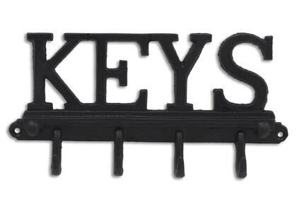 Crochet mural pour clés Kayde