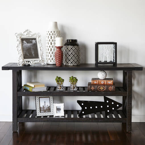 Ironside Console Table -Café