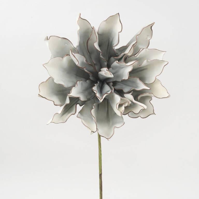 Monique Flower Stem Grey/Black