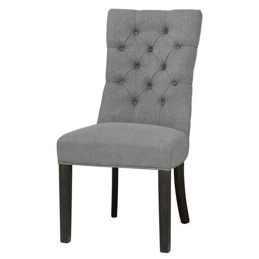 Oakridge Dining Chair -Nantucket Grey