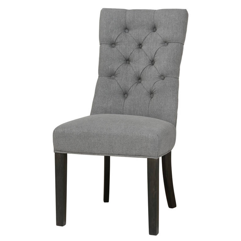 Oakridge Dining Chair -Nantucket Grey