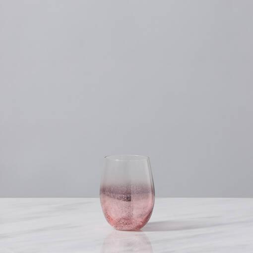 Shimmer OF Glass Rose Gold