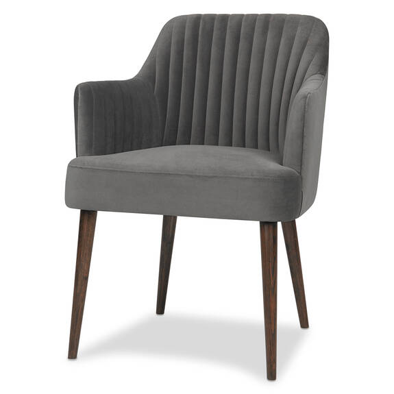 Lambert Dining Chair -Grey