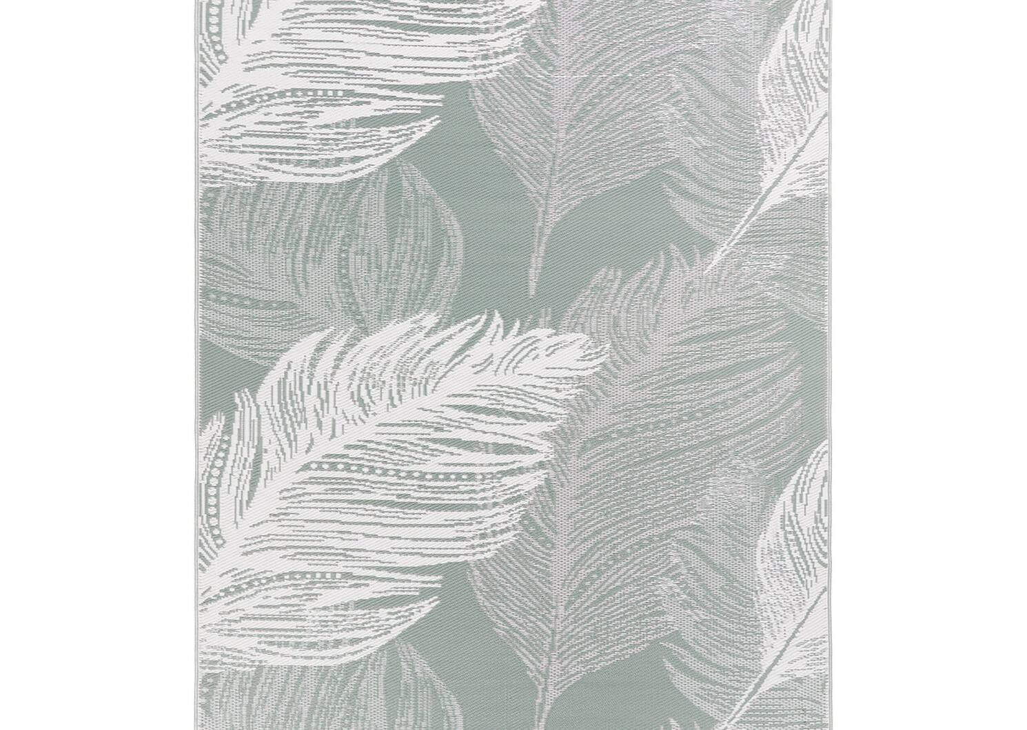 Bali Outdoor Rug - Feather Mineral