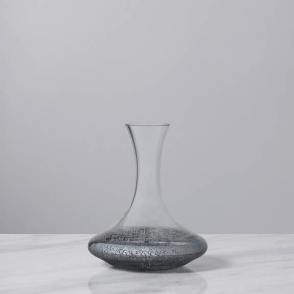 Shimmer Carafe Silver Grey