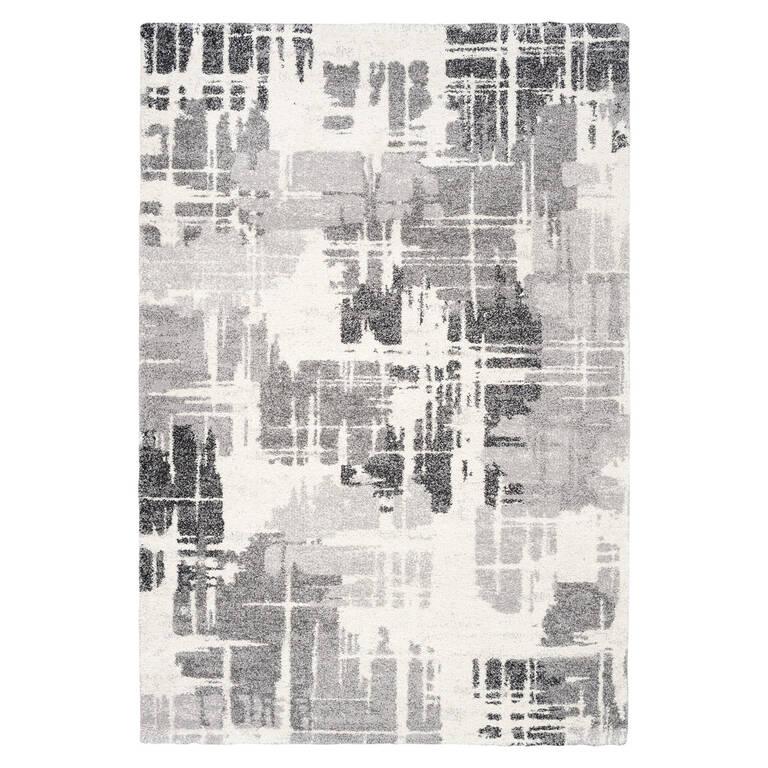 Bryson Rug 94x133 Grey