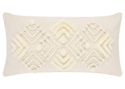 Highgrove Toss 12x22 Ivory/Cream