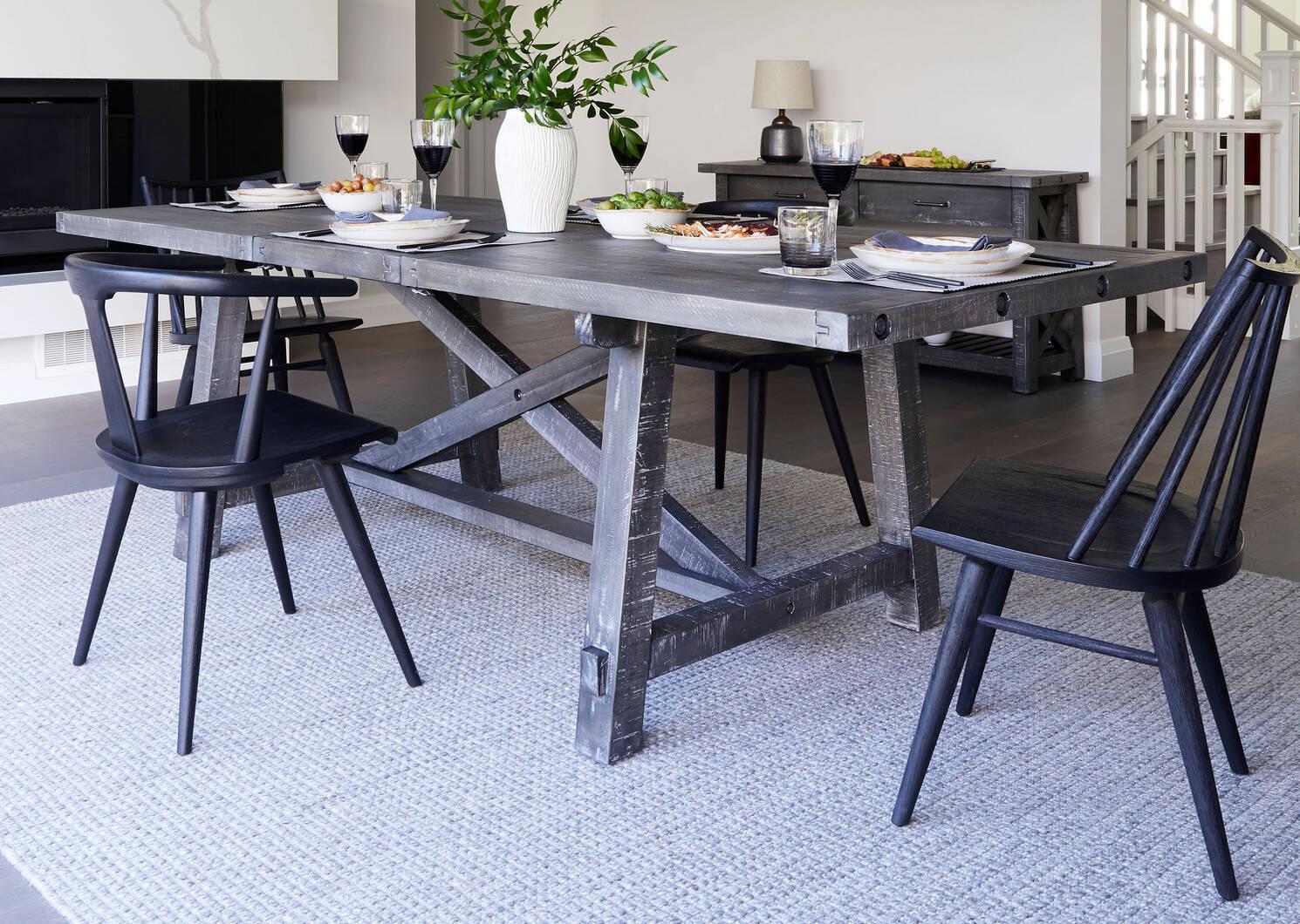 Garvin Dining Chair -Black