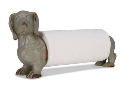 Dachshund Paper Towel Holder