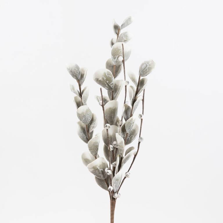 Branche de bourgeons Remi gris