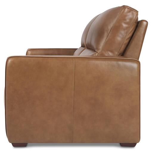Canapé inc. en cuir Encore -Mira rhum