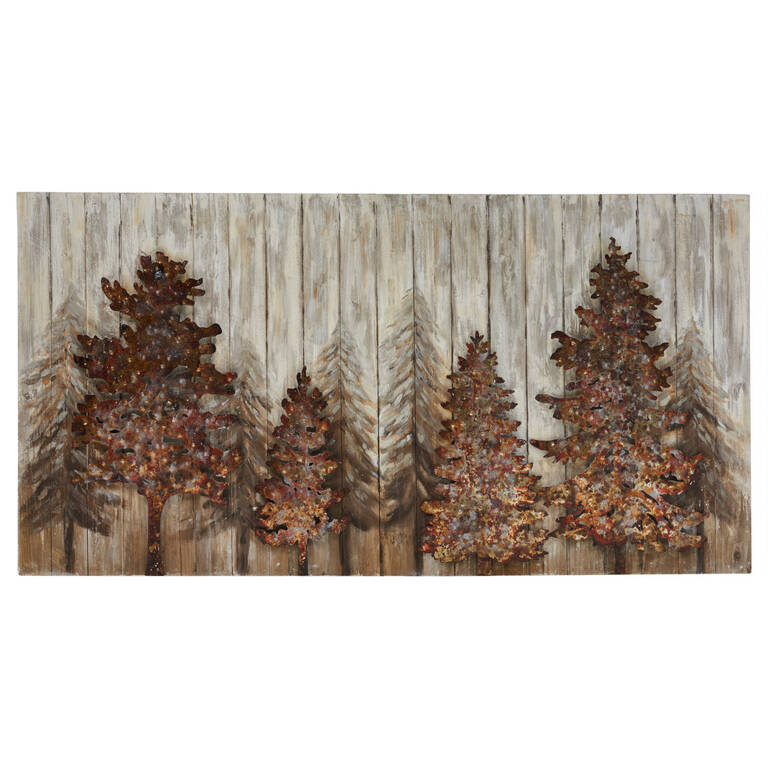 Old Growth Wall Decor