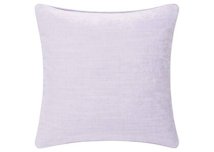 Coussin Bailey 20x20 lilas