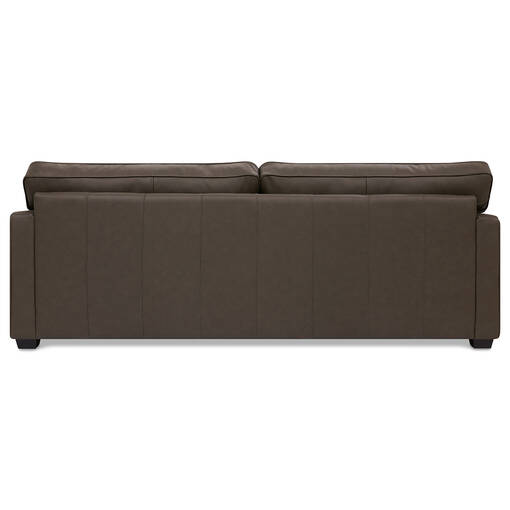 Burke Leather Sofa -Soma Mountain