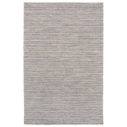 Grant Rug 108x144 Grey/White
