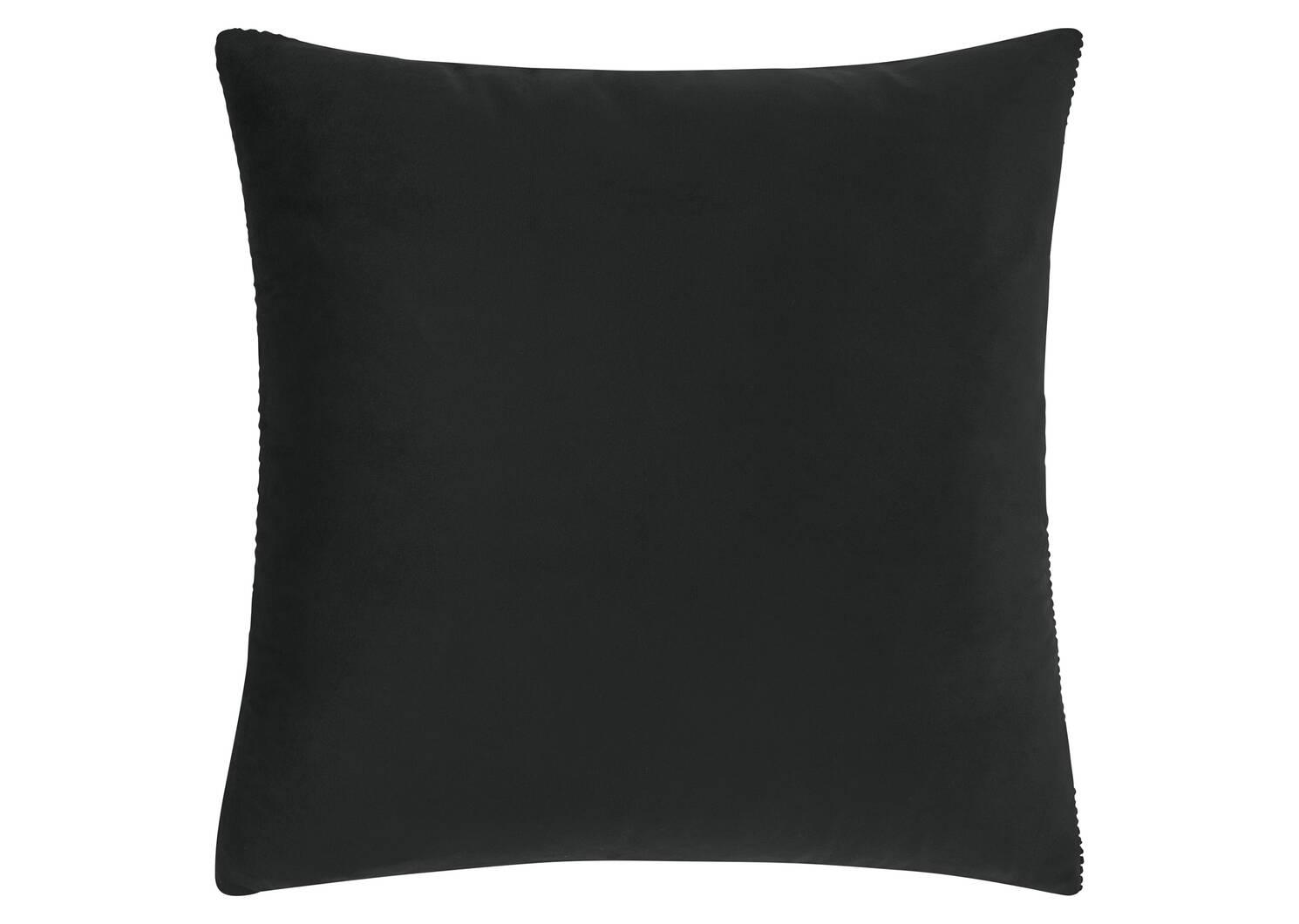Coussin Hinton 20x20 noir