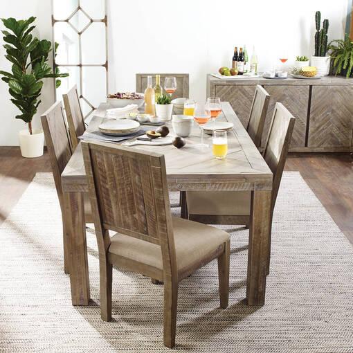Calais Dining Chair -Baie Acacia