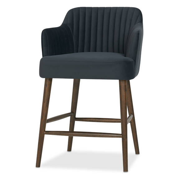 Lambert Counter Stool -Coal