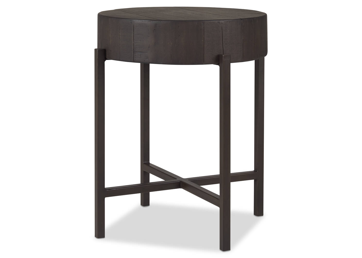 Atwell Side Table -Lowry Ash