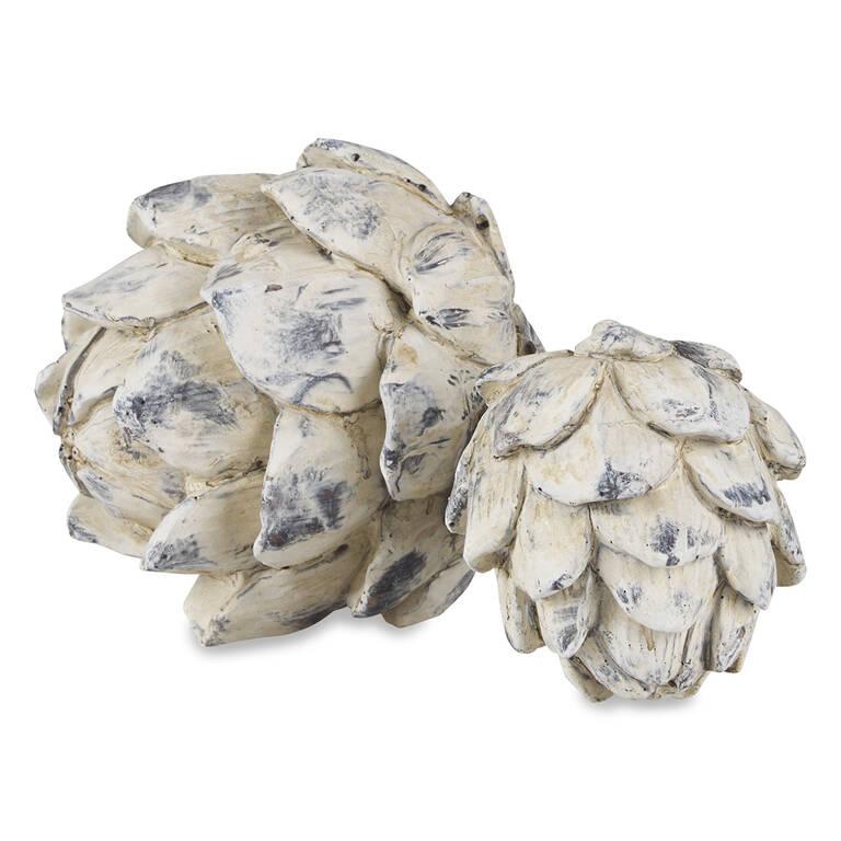 Ruta Artichoke Balls -White