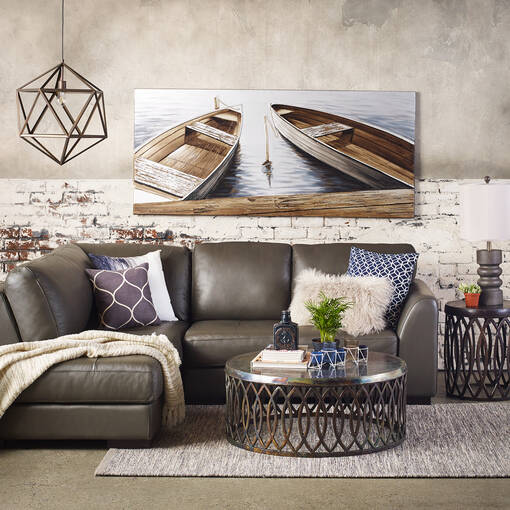 Cast Away Wall Art Large