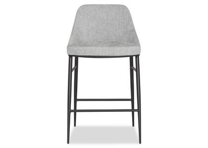 Raye Counter Stool -Sonny Silver
