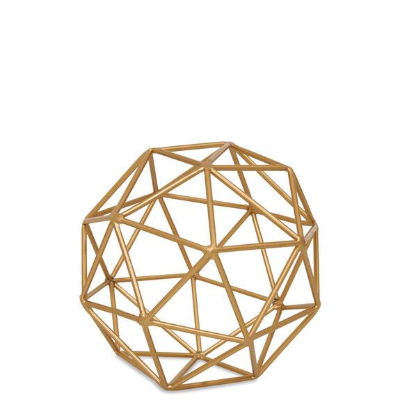 Briella Decor Ball Small Brass