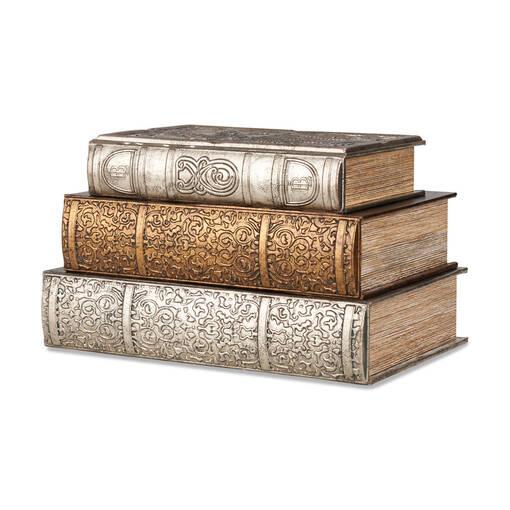 Charmant Book Box Large Bronze