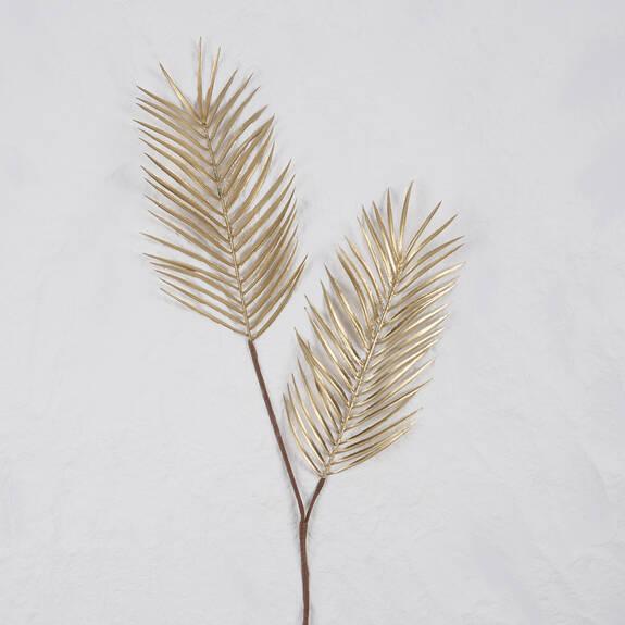 Branche scintillante Arista dorée