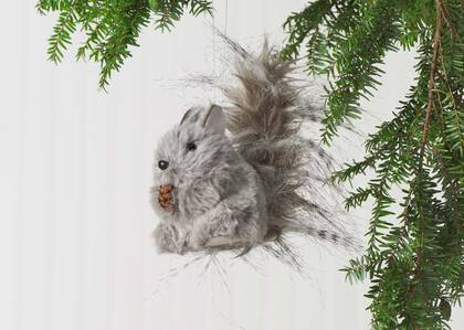 Olaf Squirrel Orn