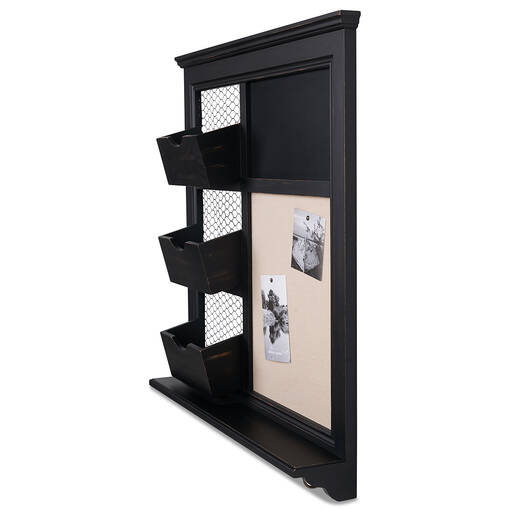 Jayson Wall Shelf Black