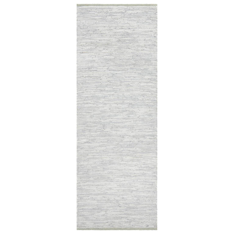 Tapis de couloir Patton 30x84 gris pâle