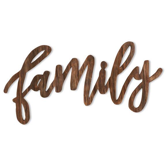 Déco murale Family