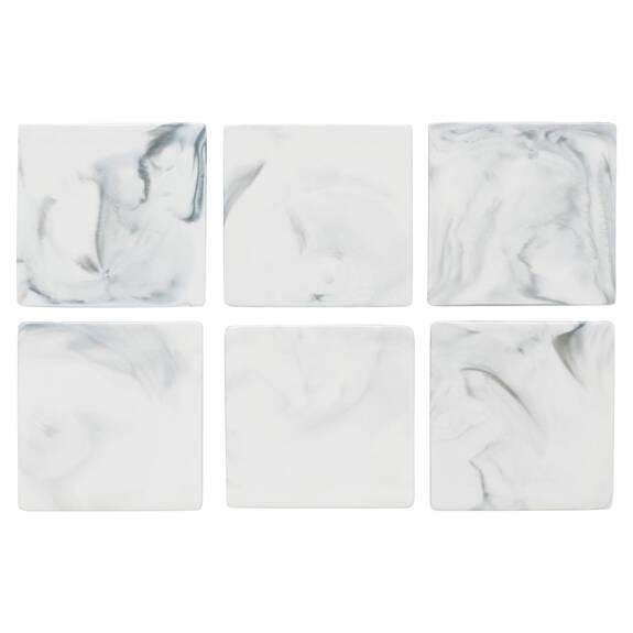Ensemble de sous-verres Carrara