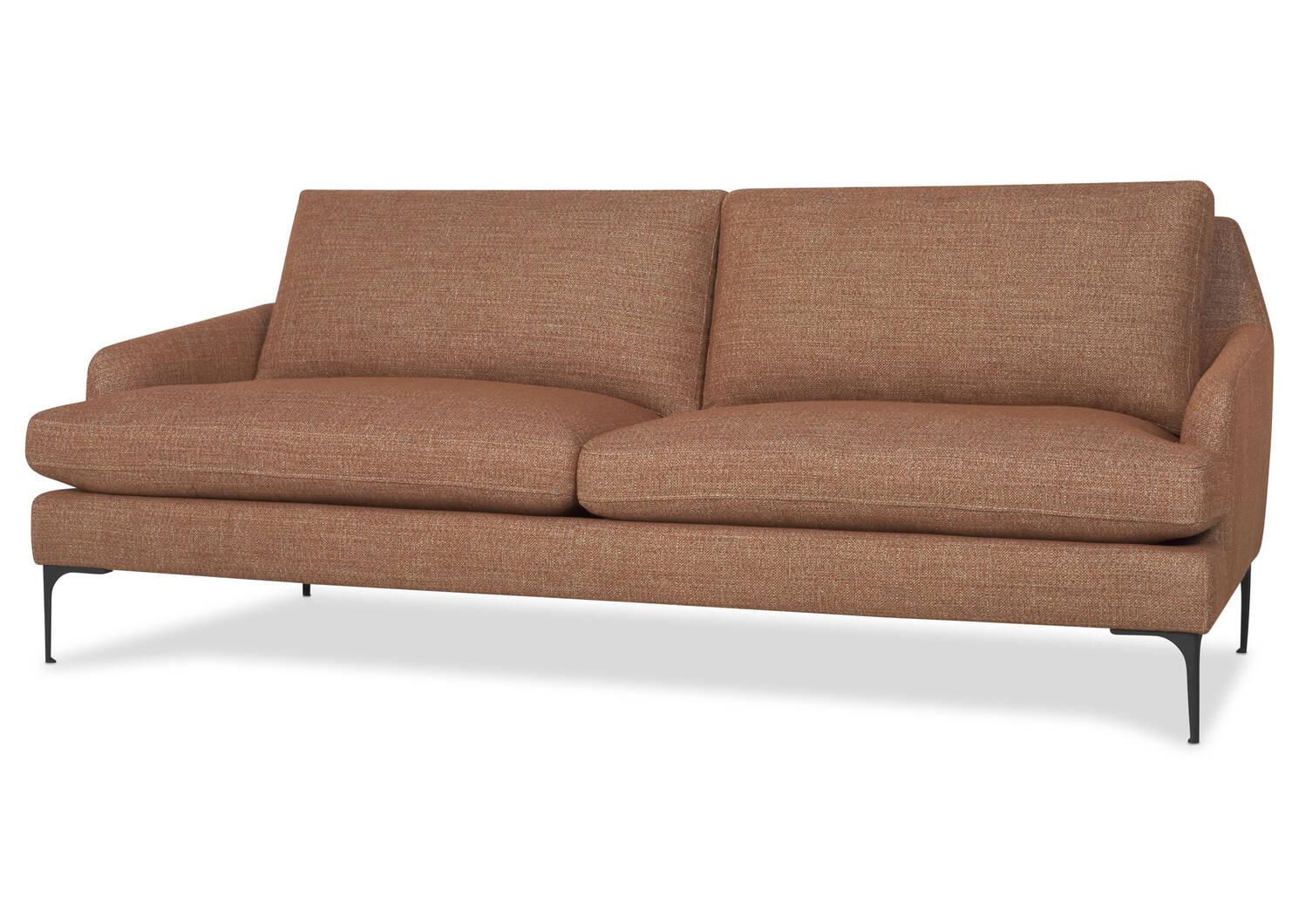Florence Sofa -Balboa Rust