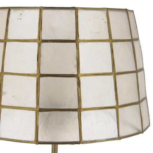 Ensley Capiz Table Lamp